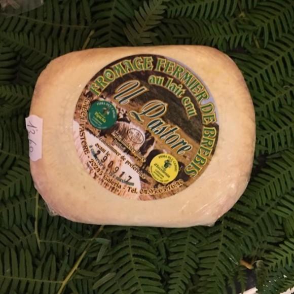Fromage fermier de brebis