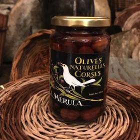 Olives Naturelles  Noires