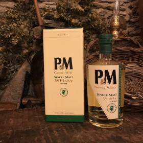 P&M SINGLE MALT TOURBE