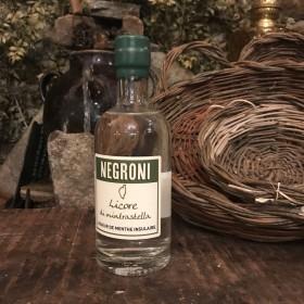 Liqueur de Menthe insulaire