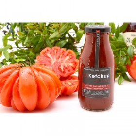 Ketchup à la liqueur de myrte